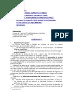 Material de Direito Processual Penal - Introdução.doc