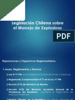 5) Legislación Chilena