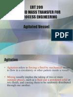 Agitated Vessel