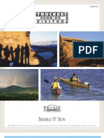 2008-09 Truckee Visitor Guide