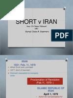 SHORT v IRAN.pptx