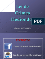 Hediondos Prf 2017.Ppt