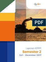 Laporan KPPIP Semester 2 2017