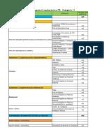 Programa Arquitectonico PS. I-1 y I-2 y I-3