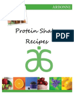 recipes-detox friendly shake recipes