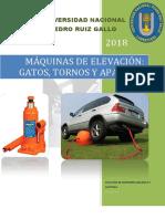Gatas y Tornos-Maquinaria Industrial II