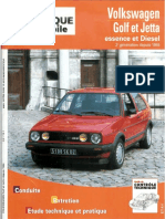 VW Golf Jetta Mk2 1984