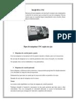 Maquina CNC