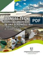 Manual de Agroindustria