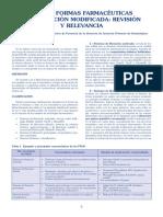 Nuevasf Formas Farmaceuticas de Liberacion Modificada