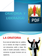 La Oratoria. Fines, Importancia