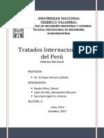Tratados Internacionales Del Perú