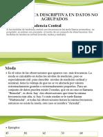 Bloque 2 Estadistica Descriptiva en Datos No Agrupados_pptx