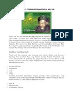 Biografi Kh Hasyim Asy'Ari