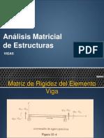 Metodo Matricial en Vigas 1