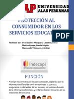 Derecho Del Consumidor SERVICIOS EDUCATIVOS