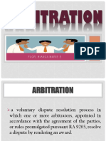 Arbitration & Airline Cases