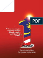 Booklet 1Malaysia