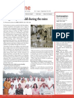 The Healthline Sept 2010