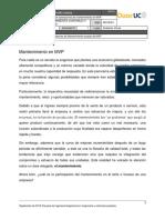 Clase 6 Estudio de Caso Alcances de Operaciones de Mantenimiento en MVP.
