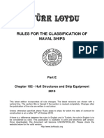 Chapter 102 Naval Ship Technology Hull Structures and Ship Equipment 2013