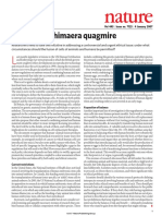 Nature Magazine 7123 - 2007-01-04
