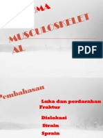 006. Trauma Musculoskeletal & Spinal 2015