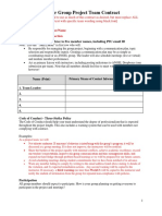Milestone i i Contract Template SRA 111