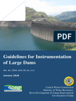 8. OK Guidelines for Instrumentation of Large Dams