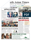 Vol.11 Issue 6 June 9-15, 2018