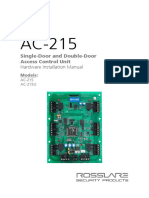 AC-215 Installation Manual 160615
