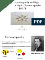 Chromatography HPLC