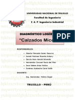 DIAGNOSTICO EMPRESA MICO´S