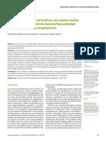Bases neurobiológicas del trastorno del espectro autista y del trastorno por déficit de atención/hiperactividad