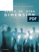 34841 Seres de Otra Dimension