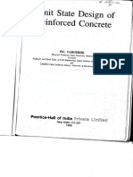Reinforced Concrete Design (Limit State) - By Varghese P.C.
