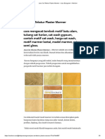 Jasa Cat Tekstur Plaster Marmer – Jasa Bangunan – Medium