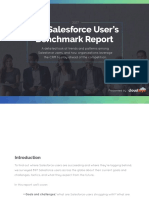 Salesforce Users Benchmark Report 2017