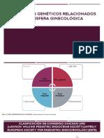 Trastornos Genéticos Relacionados en La Esfera Ginecológica