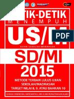 Detik-Detik Menempuh USM SDMI 2015