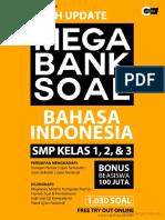 Fresh Update Mega Bank Soal Bahasa Indonesia SMP Kelas 1, 2, & 3 UDjrCQAAQBAJ