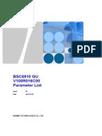 Docslide.us Bsc6910 Gu v100r016c00spc650 Parameter Reference