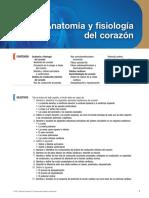 1 Anatomia y Fisiologia Del Corazón