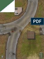 Outrider Map Crossoads