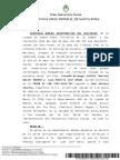 Caso Charlin - Fallo Del TOF 2018