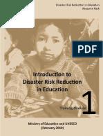 Disaster Unesco
