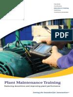 5747 Plant Maint Training Brochure 2016 WEB