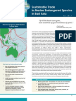 Sustainable Trade in Marine Endangered Species in East Asia