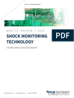 WPL 26 Shock Monitoring