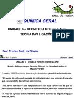 Geometria Molecular e Ligações 3